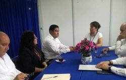 El TecNM campus Frontera Comalapa participa en reunión de trabajo con los Institutos Tecnológicos del Estado de Chiapas, presidida por el doctor Enrique Fernández Fassnacht Director General del Tecnológico Nacional de México.
