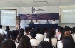 TecNM Campus Frontera Comalapa lleva a cabo «Encuentro Académico» con el Colegio de Estudios Científicos y Tecnológicos del Estado de Chiapas CECyTECh