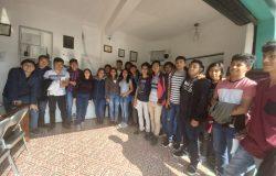Estudiantes de 1er. semestre de ISC realizan visita a las empresas Ennovasoft y Grupo ASE