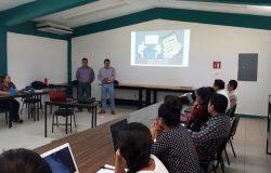 """Docentes del TecNM campus Frontera Comalapa participan en curso de formación docente denominado """"Evaluación de aprendizajes basado en competencias"""""""
