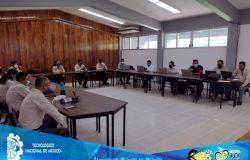El Instituto Mexicano de Normalización y Certificación realiza auditoría de recertificación al SGC del TecNM campus Frontera Comalapa.